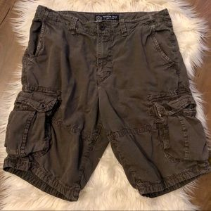 American Eagle Outfitters Cargo Shorts Size 33